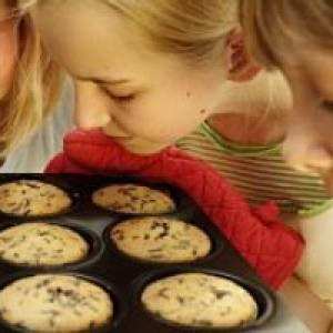 Kindergeburtstag in der Gläsernen Küche in Oelde
