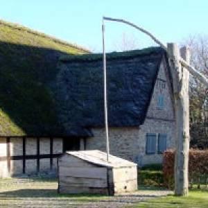 Ostenfelder Bauernhaus in Husum
