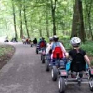 Pedal Kart fahren in Rastatt Niederbühl