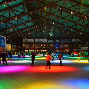 Eisdisco im Polarion Bad Liebenzell
