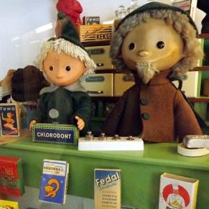Rügener Puppen- und Spielzeugmuseum Putbus Spielen im Wandel der Zeit