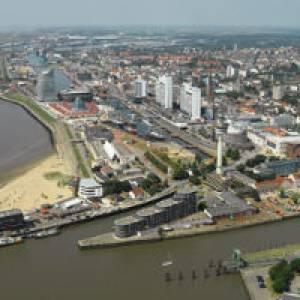 Radarturm Bremerhaven