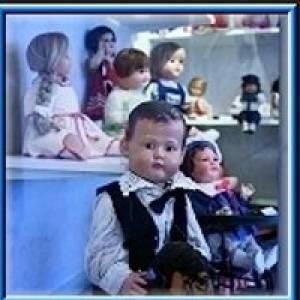 Schildkröt-Puppen-Museum in Rauenstein