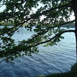 Rundwanderweg Riebener See