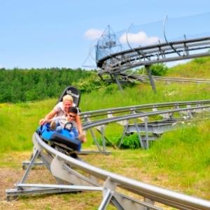 Sommerrodelbahn alpincenter Bottrop