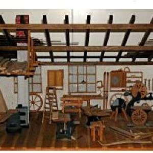 Holztechnische Museum in Rosenheim