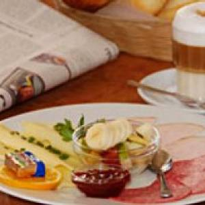 Schiffer Cafe in Frankfurt