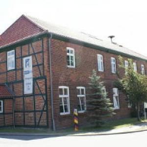 Das Grenzhus in Schlagsdorf