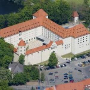 Schloss Freudenstein in Freiberg