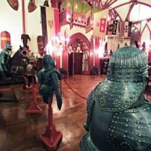 Gräfliche Sammlungen Schloss Erbach