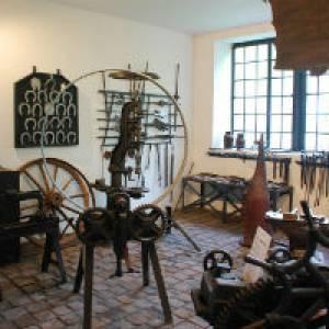 Schmiede- und Schlossermuseum in Schwalbach