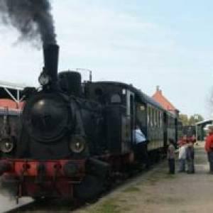Museumsbahnen Schönberger Strand; (c) Verein Verkehrsamateure und Museumsbahn e. V.