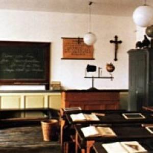 Schulmuseum Main-Taunus-Kreis