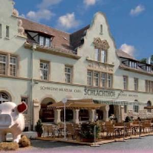 Schweine-Museum Stuttgart (c) Alter Schlachthof Stuttgart
