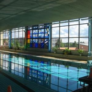 Schwimmhalle in Olvenstedt
