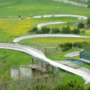 Sommerrodelbahn Eckartsberga