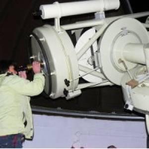 Sternwarte Sonneberg mit Astronomiemuseum (c) Sternwarte Sonneberg