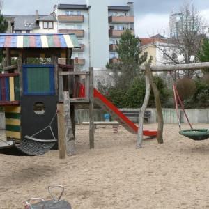 Spielplatz Bismarckstraße / Mittelseestraße Offenbach
