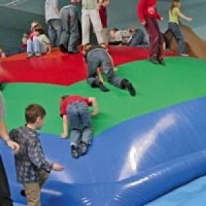 Der Indoorspielplatz Springolino in Herford