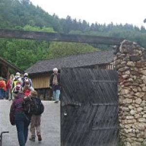 Keltendorf Steinbach