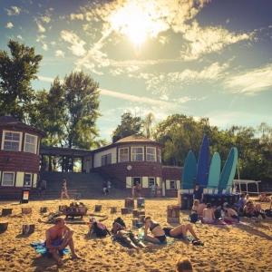 Strandbad Plötzensee in Berlin