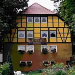 Deutsches Goldmuseum  in Theuern