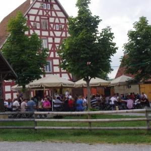 Gasthof Roter Ochsen bei Schwäbisch Hall
