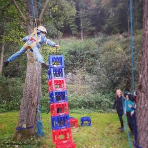 Abenteuer Kindergeburtstag