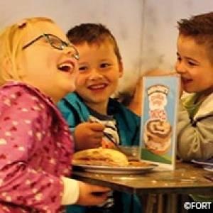 Kindergeburtstag im FORT FUN Abenteuerland in Bestwig