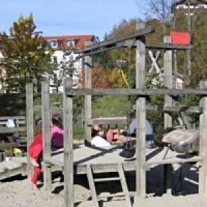 Traunstein Spielplatz