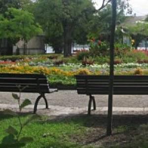 Sportpark im Gartenschaugelände in Trier