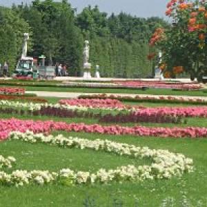 Südpark und Volksgarten Düsseldorf