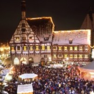Weihnachtsmarkt und Adventskalender (c) Stadt Forchheim