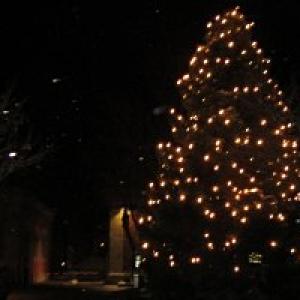 Weihnachtsmarkt in Saalfeld