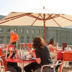 Eiscafe Atrium in Weimar