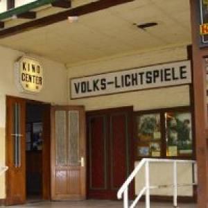 """Kino """"Volkslichtspiele"""" in Wernigerode"""
