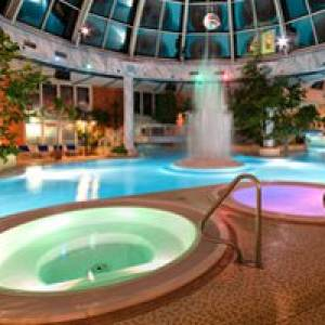 Die Westfalen Therme in Bad Lippspringe