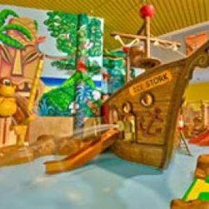 Abenteuer-Piratenland in der Westfalen Therme