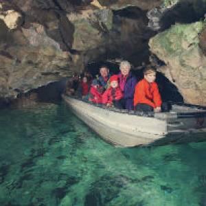 Naturerlebnis Wimsener Höhle