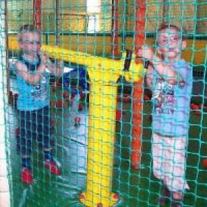 Spielspaß im Indoor-Spielpark Mumpitz in Wismar