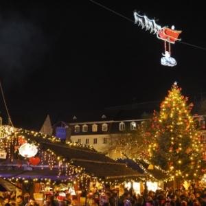 Christkindlmarkt in Saarbrücken