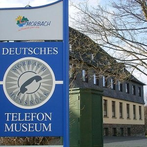 Deutsches Telefon-Museum in Morbach
