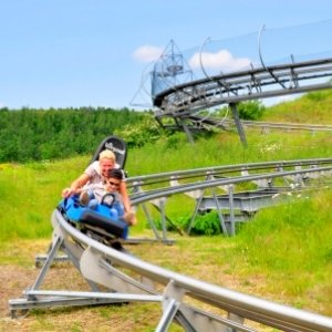 Sommerrodelbahn alpincenter Bottrop