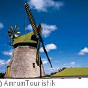 Amrum Windmühle