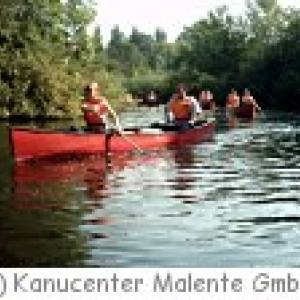 Malente Kanufahrten