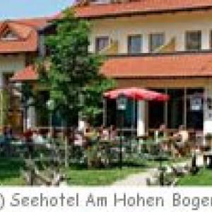 """Arrach """"Am Hohen Bogen"""" Seehotel"""