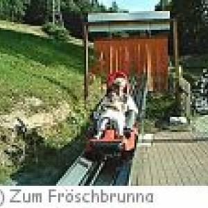 Kronach Fröschbrunna Rodelbahn