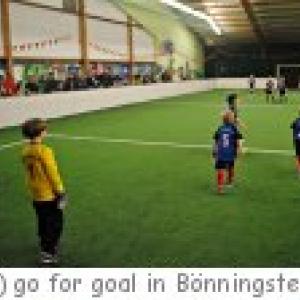Bönningstedt Kindergeburtstag im go for goal