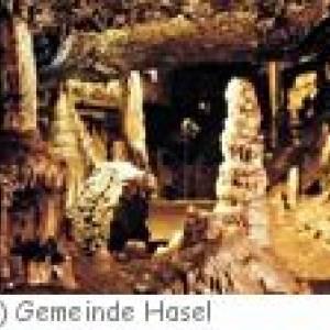 Hasel Erdmannshöhle