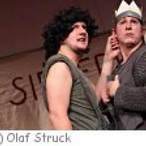 """Kiel Theater im Werftpark """"Uns Siegfried"""""""